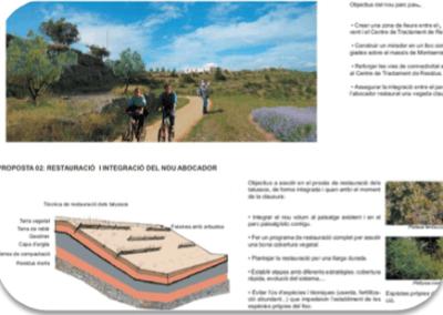 Plan Especial Urbanístico del Centro de Tratamiento de Residuos de Bufalvent