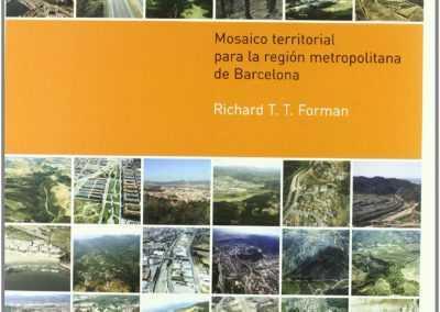 Participación en la publicación: Mosaico territorial para la regió metropolitana de Barcelona