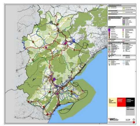 Pla Territorial Parcial de les Terres de l'Ebre