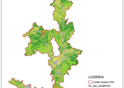 Plan Director Urbanístico de les Vies Blaves de Barcelona