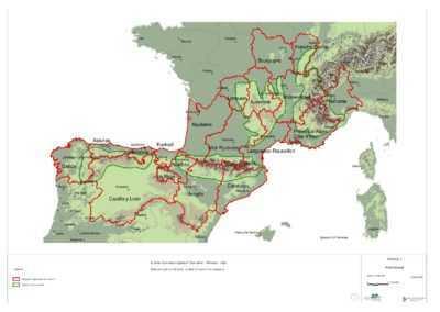 "El Gran Connector Ecològic ""Cantàbric - Pirineus - Massís Central - Alps"""