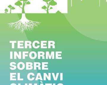 Tercer informe del canvi climàtic a Catalunya
