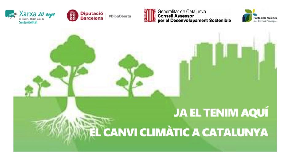 Hem col·laborat en la difusió del Tercer Informe del Canvi Climàtic de Catalunya