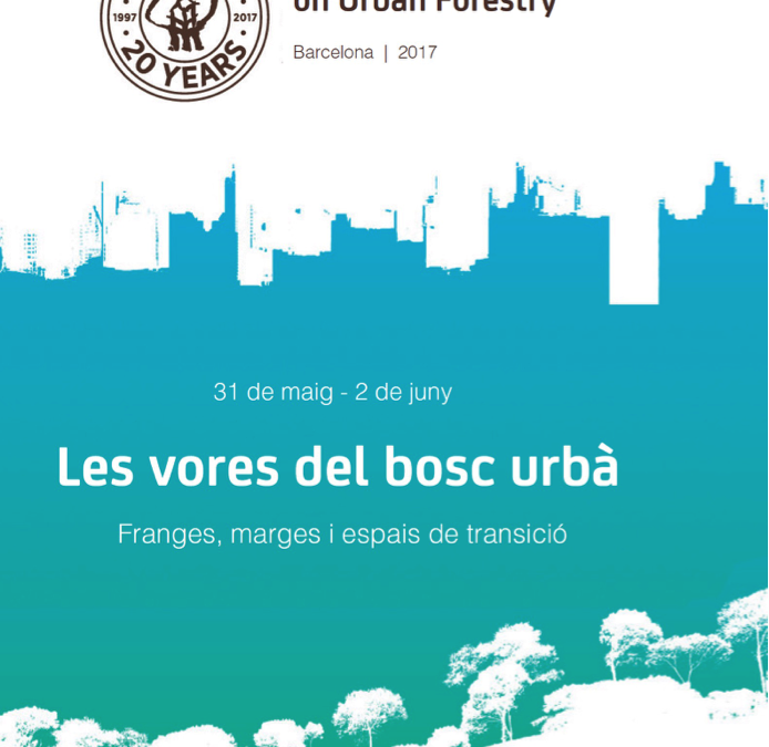 Participació al 20è European Forum on Urban Forestry