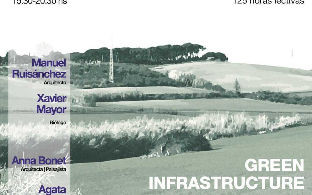 Co-coordinació del Taller dels Sistemes del Verd en el Màster d'Arquitectura del paisatge de Barcelona (2018-19)