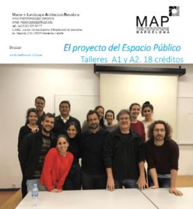 Màster de Paisatge i Arquitectura de Barcelona (Universitat Politècnica de Catalunya)