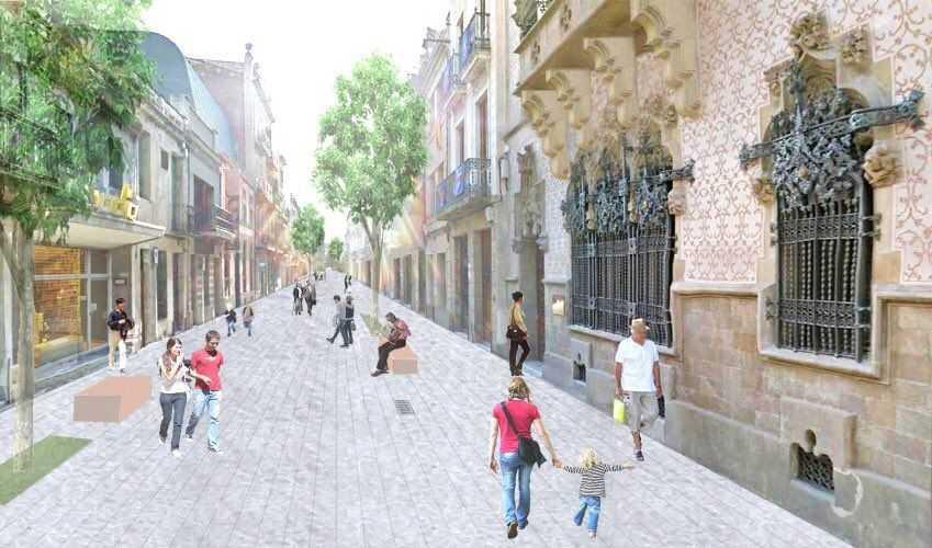 """""""Mataró, ciutat ideal"""": proposta guanyadora"""