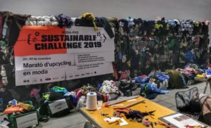 Sustainable challenge upcycling