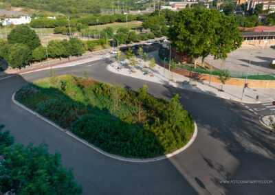 Nuevo Small Ecosystem diseñado por IRBIS y SCOB en Sant Boi de Llobregat