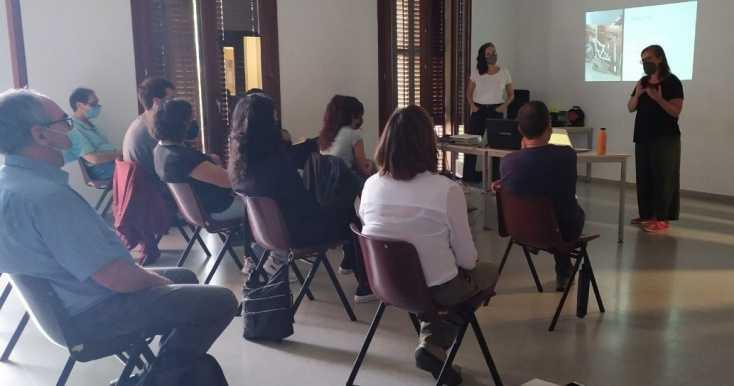 Presentem l'auditoria ambiental de Lluïsos de Gràcia